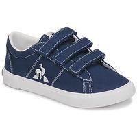 Sapatos Criança Sapatilhas Le Coq Sportif VERDON PLUS PS Azul