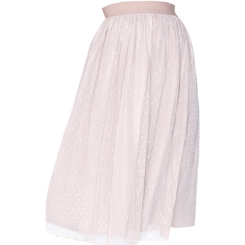 Textil Mulher Saias Little Mistress  Mink