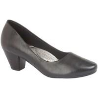 Sapatos Mulher Escarpim Boulevard  Preto