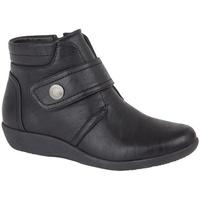 Sapatos Mulher Botins Boulevard  Preto