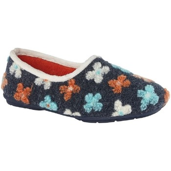 Sapatos Mulher Chinelos Sleepers  Multicolorido