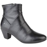 Sapatos Mulher Botins Cipriata  Preto
