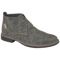 Sapatos Homem Botas baixas Goor  Cinza