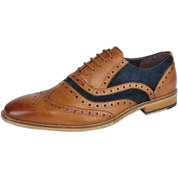 Sapatos Homem Richelieu Roamers  Tan/Blue