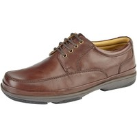 Sapatos Homem Sapatos Roamers  Brown
