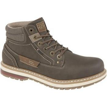 Sapatos Mulher Botins Route 21  Marrom Escuro