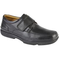 Sapatos Homem Sapatilhas Roamers  Preto