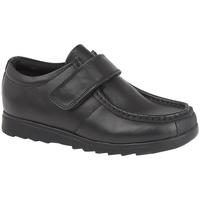 Sapatos Rapaz Sapatos Roamers  Preto