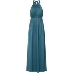 Textil Mulher Vestidos compridos Little Mistress  Gasolina