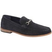 Sapatos Homem Mocassins Roamers  Marinha