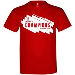 Textil Homem T-Shirt mangas curtas Liverpool Fc  Vermelho