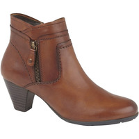 Sapatos Mulher Botins Cipriata  Tan