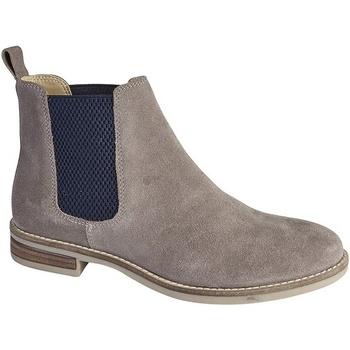 Sapatos Mulher Botins Cipriata  Mink/Navy