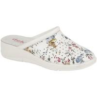 Sapatos Mulher Tamancos Dek  Branco