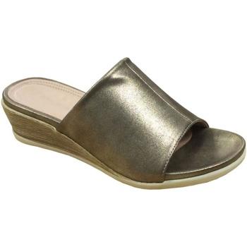 Sapatos Mulher Chinelos Cipriata  Ouro