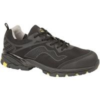 Sapatos Homem Sapato de segurança Grafters  Black Multi