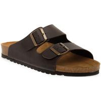 Sapatos Mulher Chinelos Bioline 420 MORO PREMIER Marrone