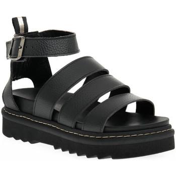 Sapatos Mulher Sandálias Sono Italiana DOLLARO NERO Nero