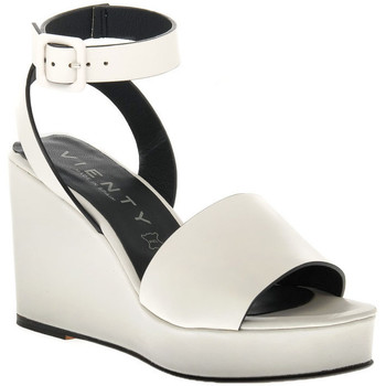 Sapatos Mulher Sandálias Vienty HIELO NOX Bianco