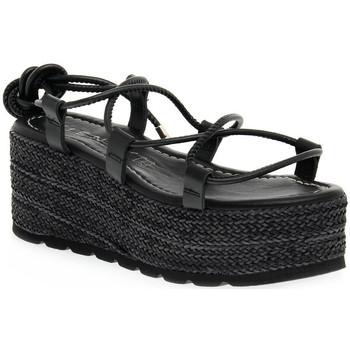 Sapatos Mulher Sandálias Vienty NOX NERO Nero