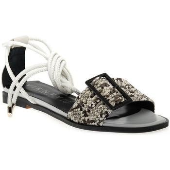 Sapatos Mulher Sandálias Vienty JIMENA Grigio