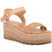Sapatos Mulher Sandálias Vienty KEA ALAGUITA Nero