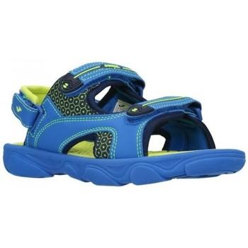Sapatos Rapaz Sandálias desportivas Joma 2004 Royal Flour Niño Azul bleu