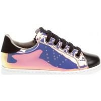 Sapatos Criança Sapatilhas Victoria 1125210 Prata