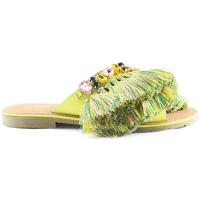 Sapatos Mulher Chinelos Parodi Sunshine 53/1832 Verde