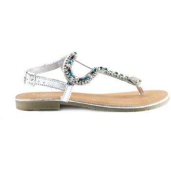 Sapatos Mulher Sandálias Parodi Sunshine 53/1840 Prata