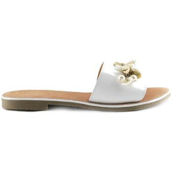 Sapatos Mulher Chinelos Parodi Sunshine 53/1842 Branco