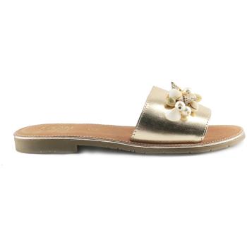 Sapatos Mulher Chinelos Parodi Sunshine 53/1842 Ouro
