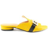 Sapatos Mulher Chinelos Parodi Sunshine 53/1844 Amarelo