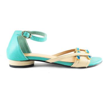 Sapatos Mulher Sandálias Parodi Sunshine 53/1845 Azul