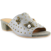 Sapatos Mulher Chinelos Parodi Sunshine 53/1848 Cinza