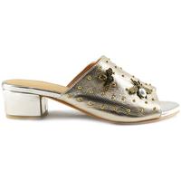 Sapatos Mulher Chinelos Parodi Sunshine 53/1848 Ouro