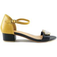 Sapatos Mulher Sandálias Parodi Sunshine 53/1849 Preto