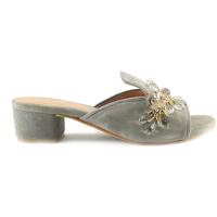 Sapatos Mulher Chinelos Parodi Sunshine 53/1852 Cinza