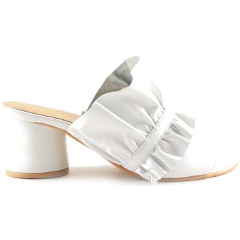 Sapatos Mulher Chinelos Parodi Sunshine 53/1854 Branco
