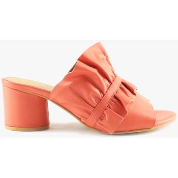Sapatos Mulher Chinelos Parodi Sunshine 53/1854 Laranja