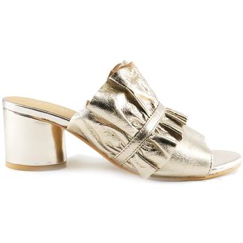 Sapatos Mulher Chinelos Parodi Sunshine 53/1854 Ouro