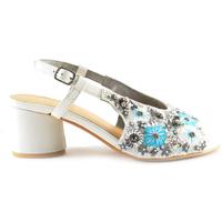 Sapatos Mulher Sandálias Parodi Sunshine 53/1856 Branco