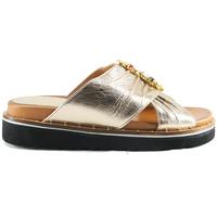 Sapatos Mulher Chinelos Parodi Sunshine 53/1861 Ouro