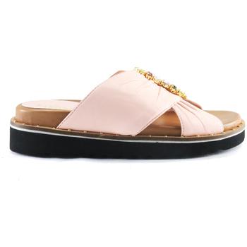 Sapatos Mulher Chinelos Parodi Sunshine 53/1861 Rosa