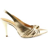 Sapatos Mulher Escarpim Parodi Passion 60/4463/03 Ouro