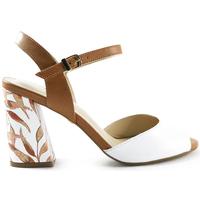 Sapatos Mulher Sandálias Parodi Passion 77/2744/01 Branco