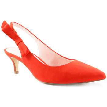 Sapatos Mulher Escarpim Parodi Passion 77/4875/01 Vermelho