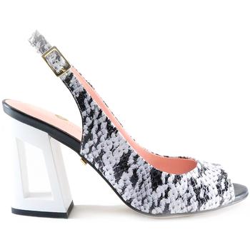 Sapatos Mulher Sandálias Parodi Passion 77/9126/01 Branco