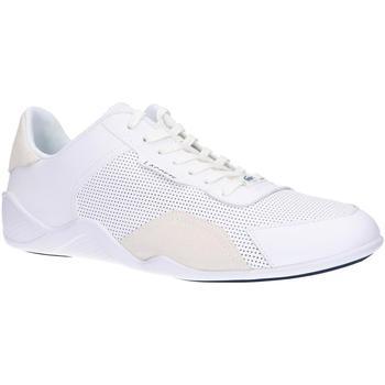 Sapatos Homem Multi-desportos Lacoste 39CMA0066 HAPONA 120 3 CM Blanco