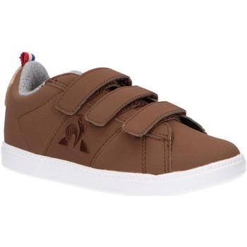 Sapatos Criança Multi-desportos Le Coq Sportif 2010090 COURTCLASSIC Marr?n
